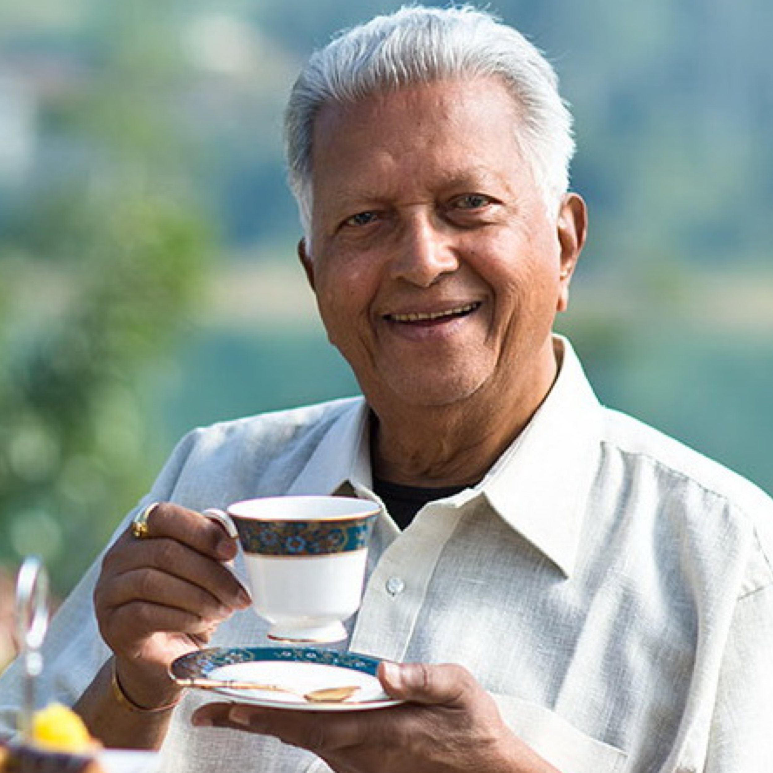 Merrill Joseph Fernando   An entrepreneur who overcame impossible odds to build a global ethical tea business