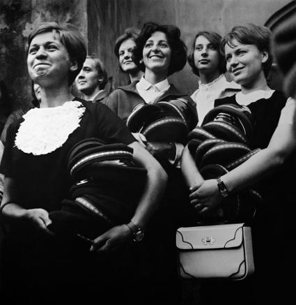 Immatrikulation an der Universität Vilnius, 1969 (C) Antanas Sutkus_lr.jpg