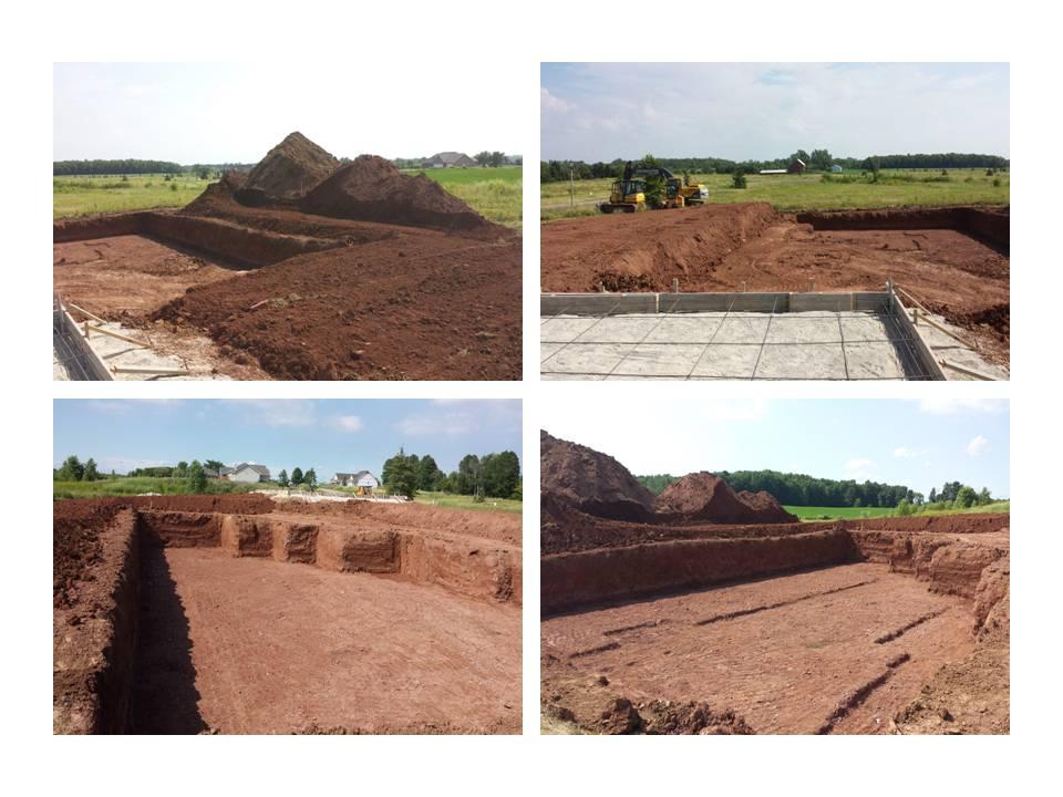Basement Excavation