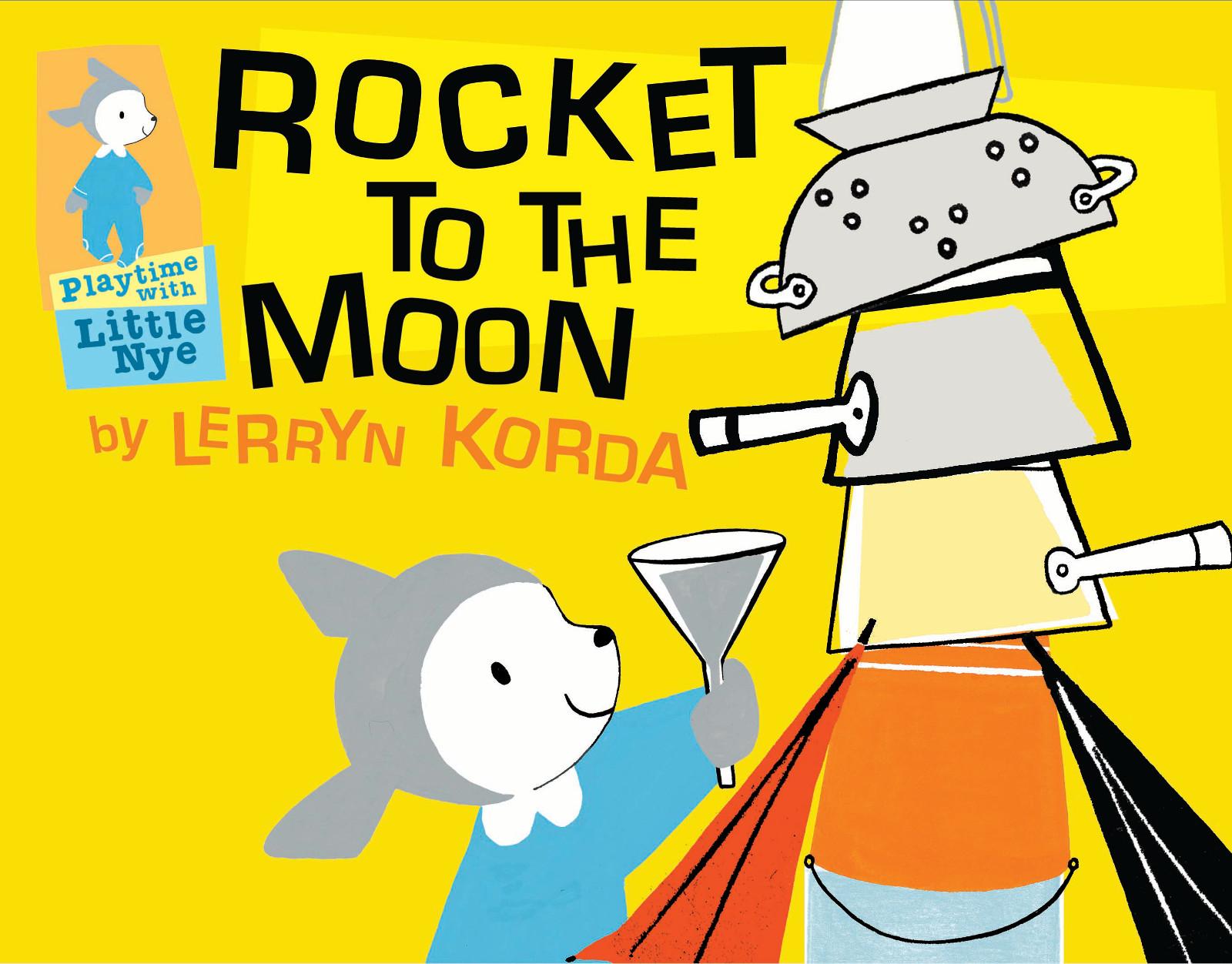 Rocket to the Moon   Walker Books