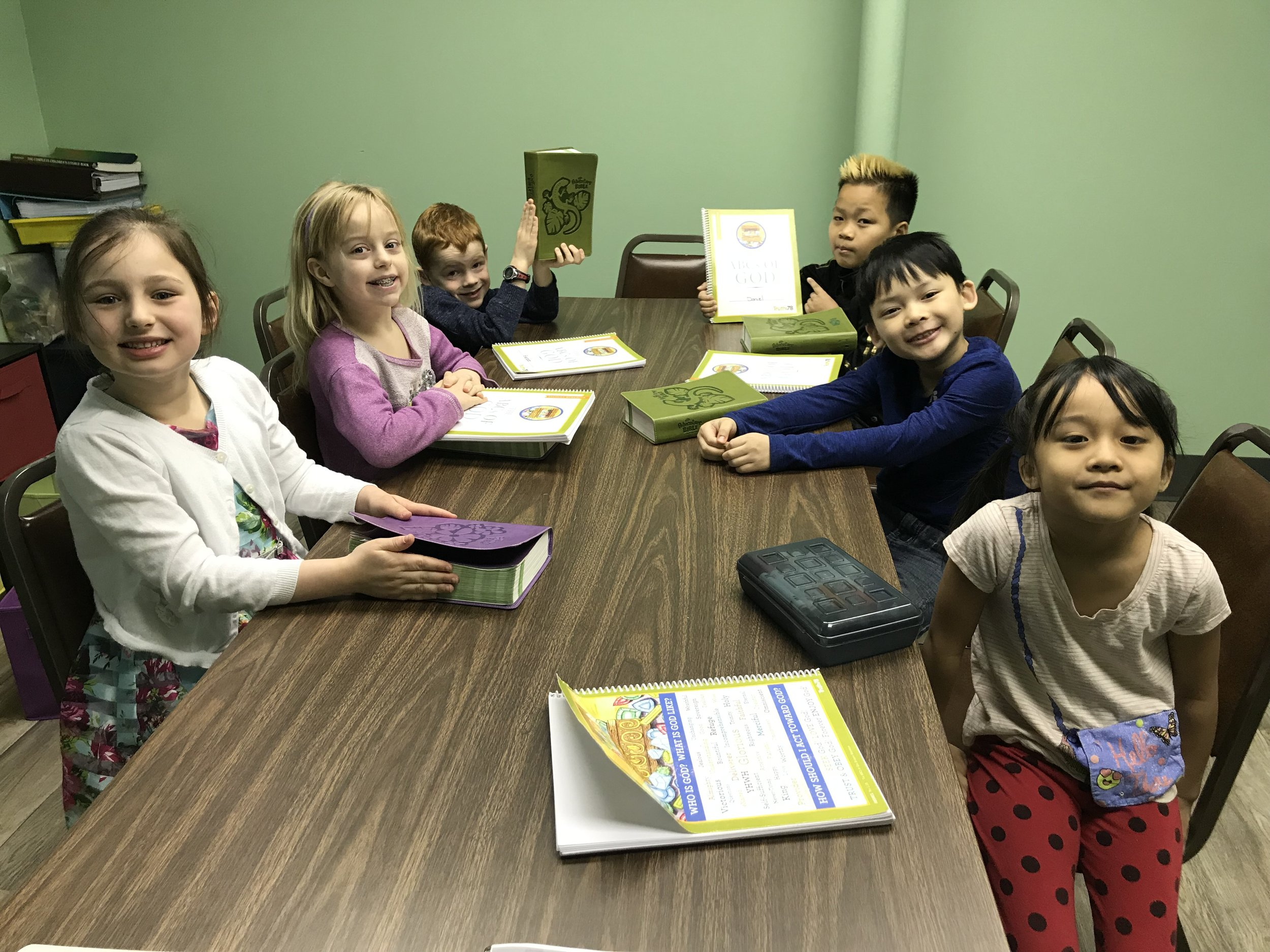 Sunday School - School Agers.jpg