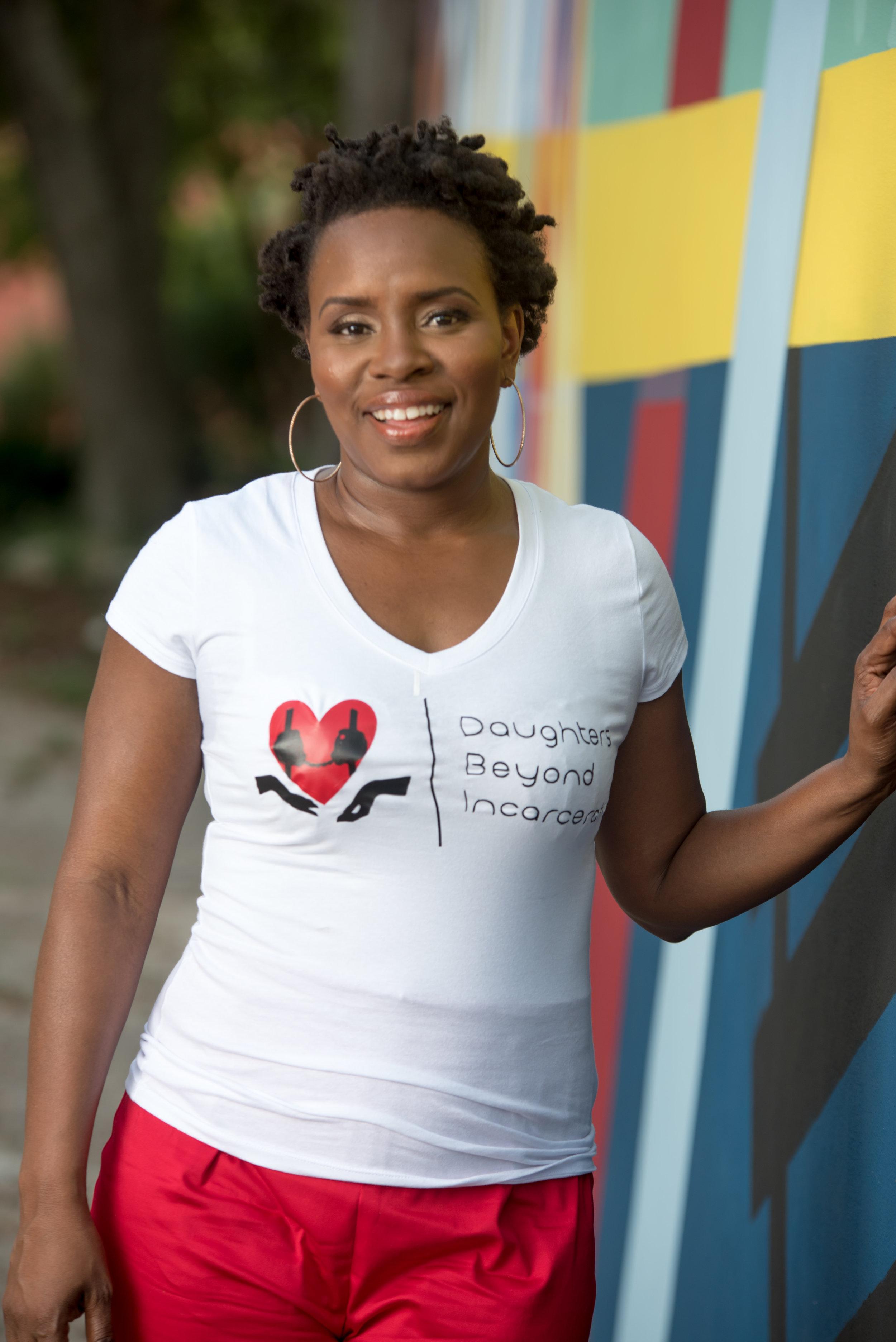 Dominque Jones - Founder & Director / Mentor