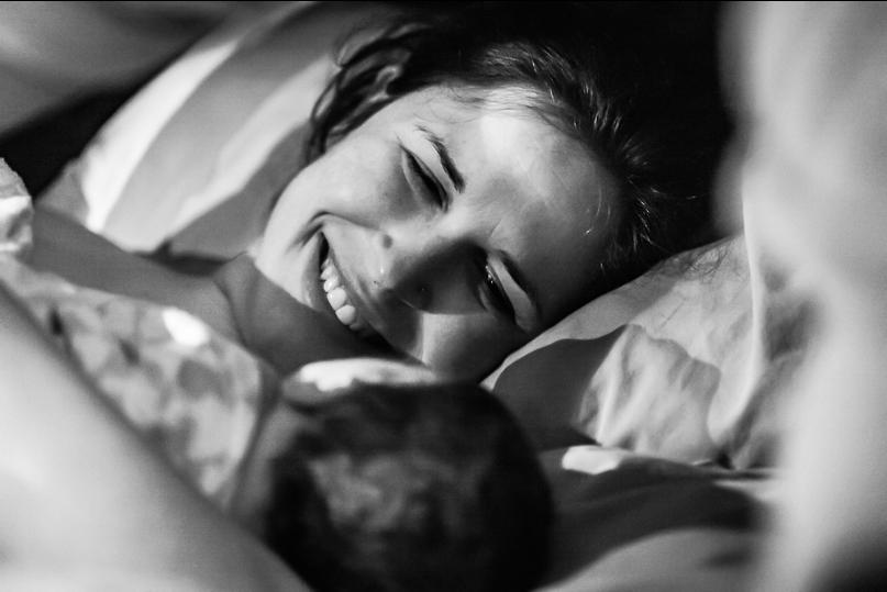 Teresa Robertson  - Baltimore Birth Photography