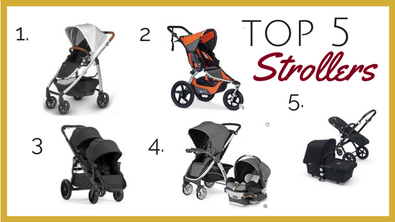 Maryland State Doulas breaks down some of the most versatile strollers on the market