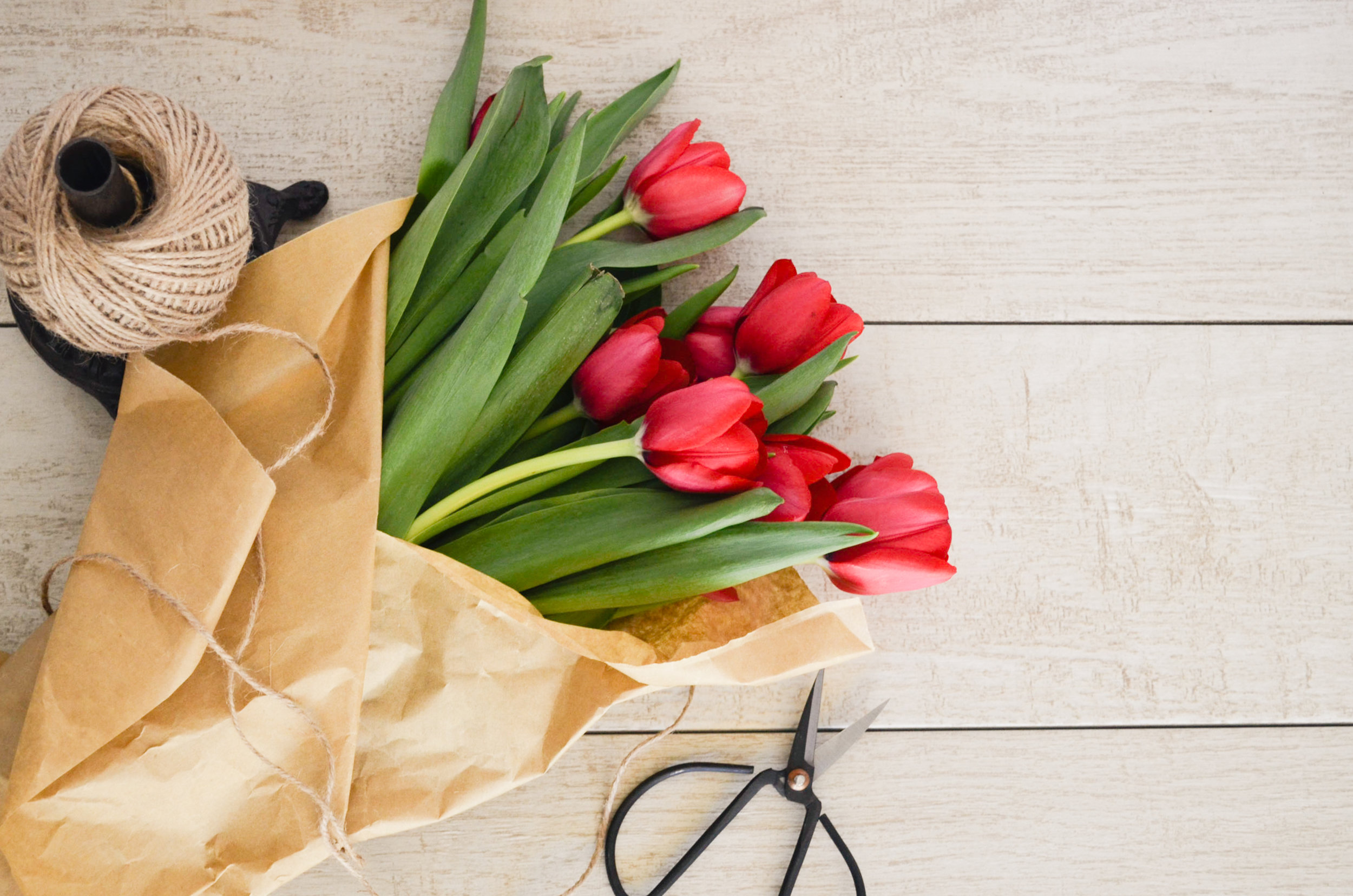 I'll take flowers, but skip the gifts this Mother's Day