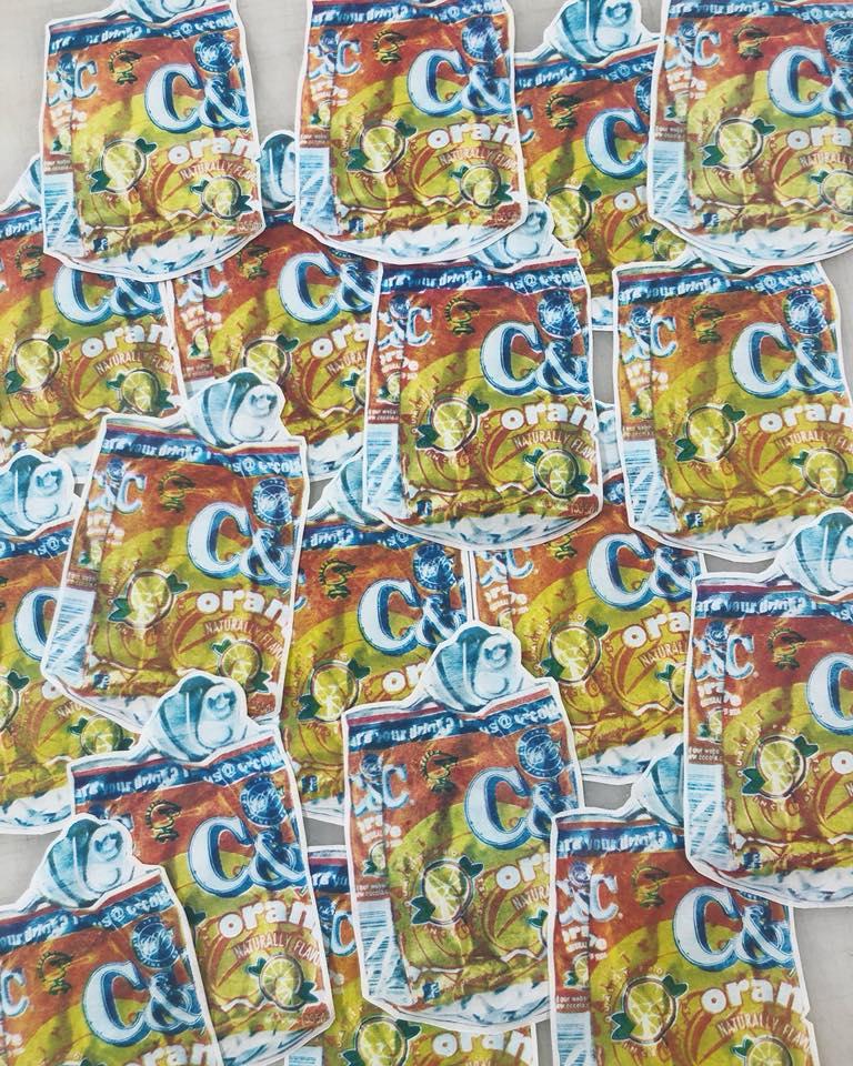C&C orange can