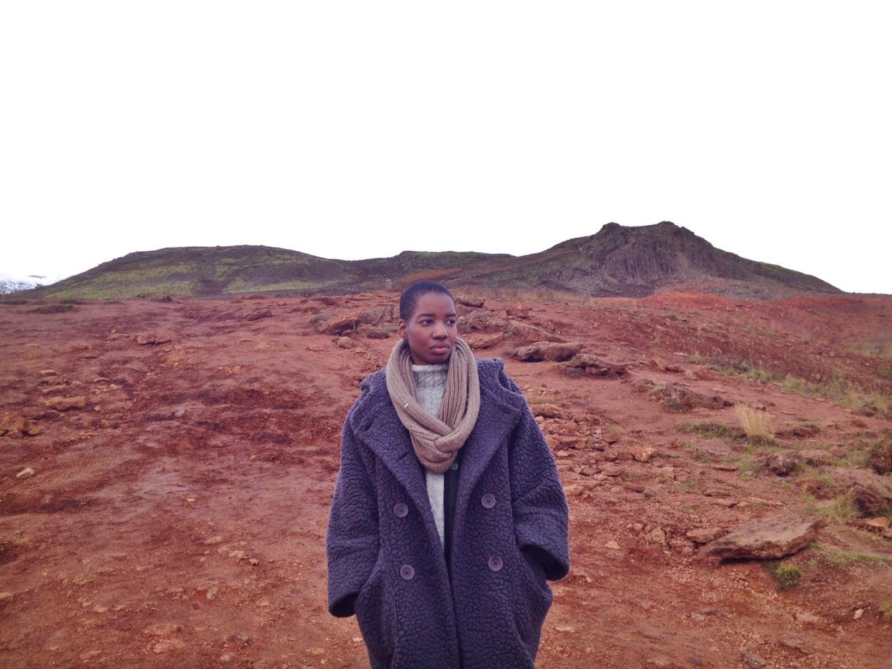 Me in Þingvellir National Park, Iceland (2013)