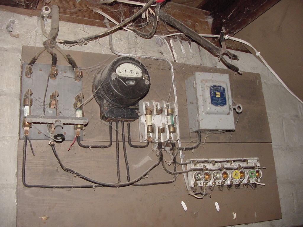 Knob & Tube Rewires