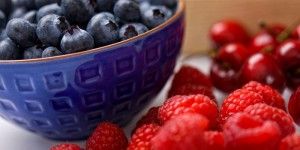 Strawberry and blackberries promoted as good foods by nutritional therapist