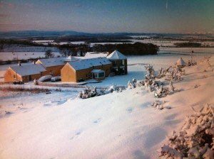 garleton lodge snow