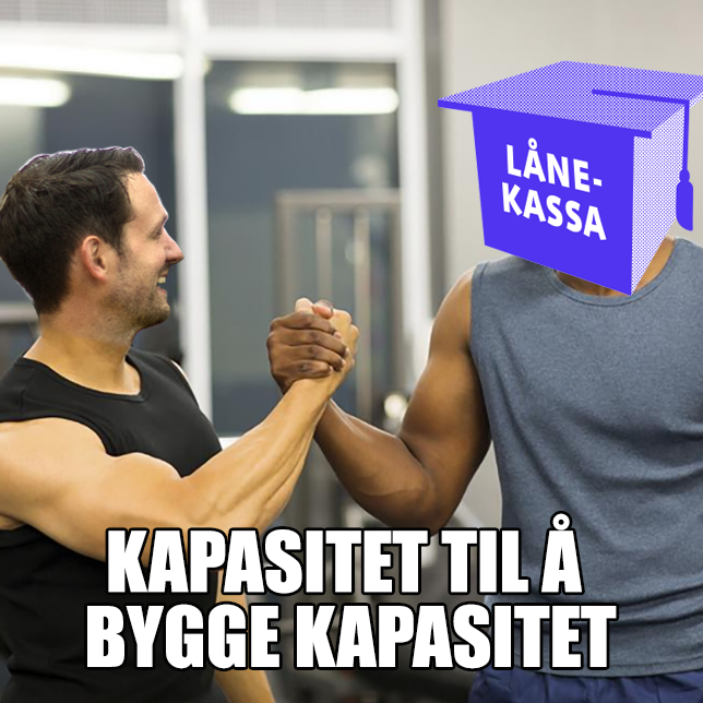 Lånekassa for utvikling - The perfect couple!