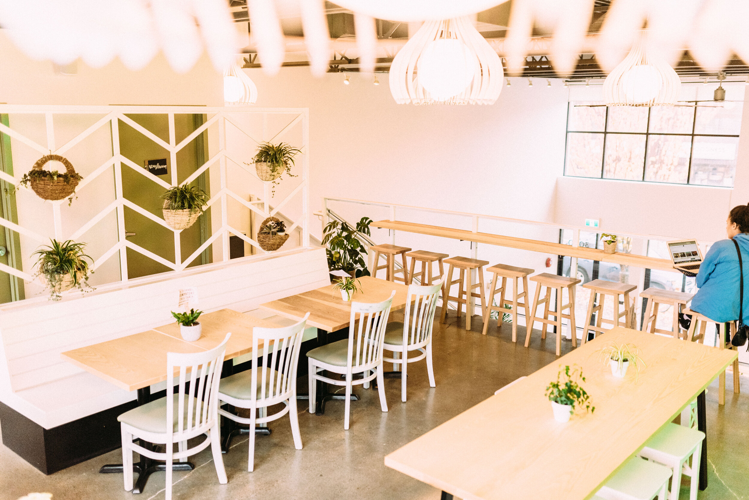 Event Space Kind Cafe Vancouver