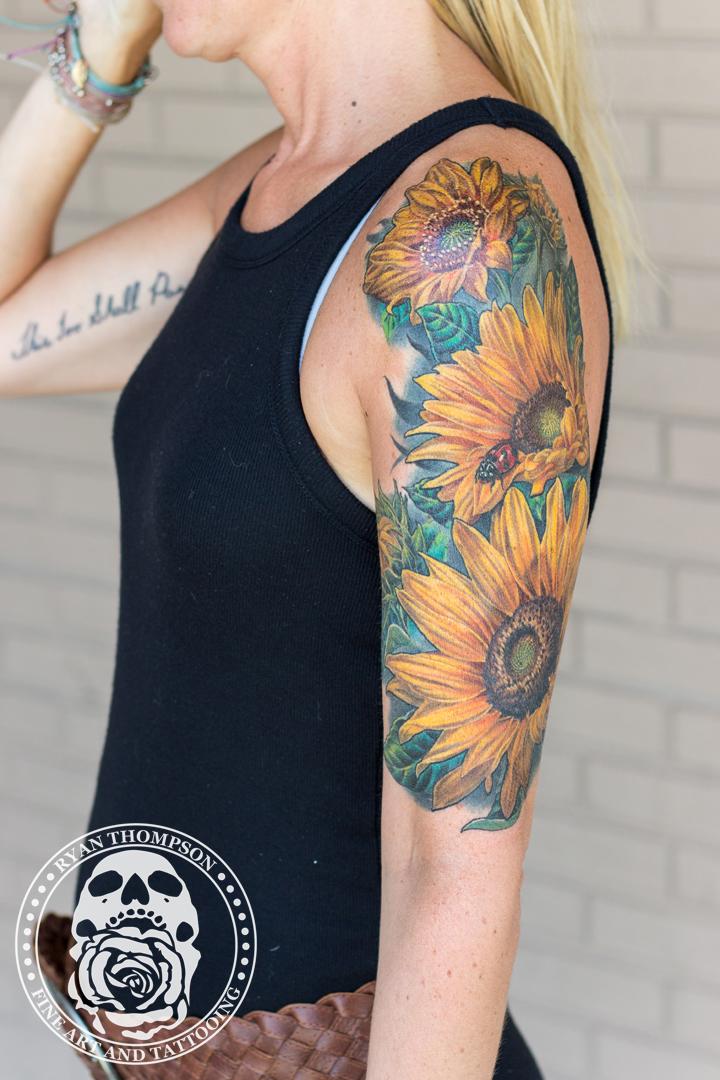 Sonja's Sunflowers