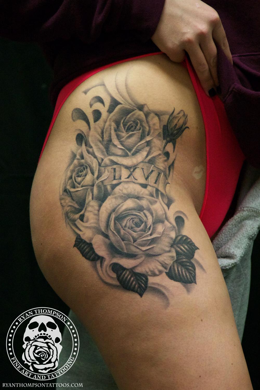 Shawna's Roses