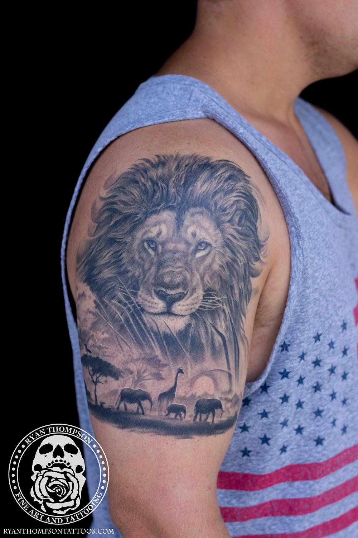 Michael's Lion Safari