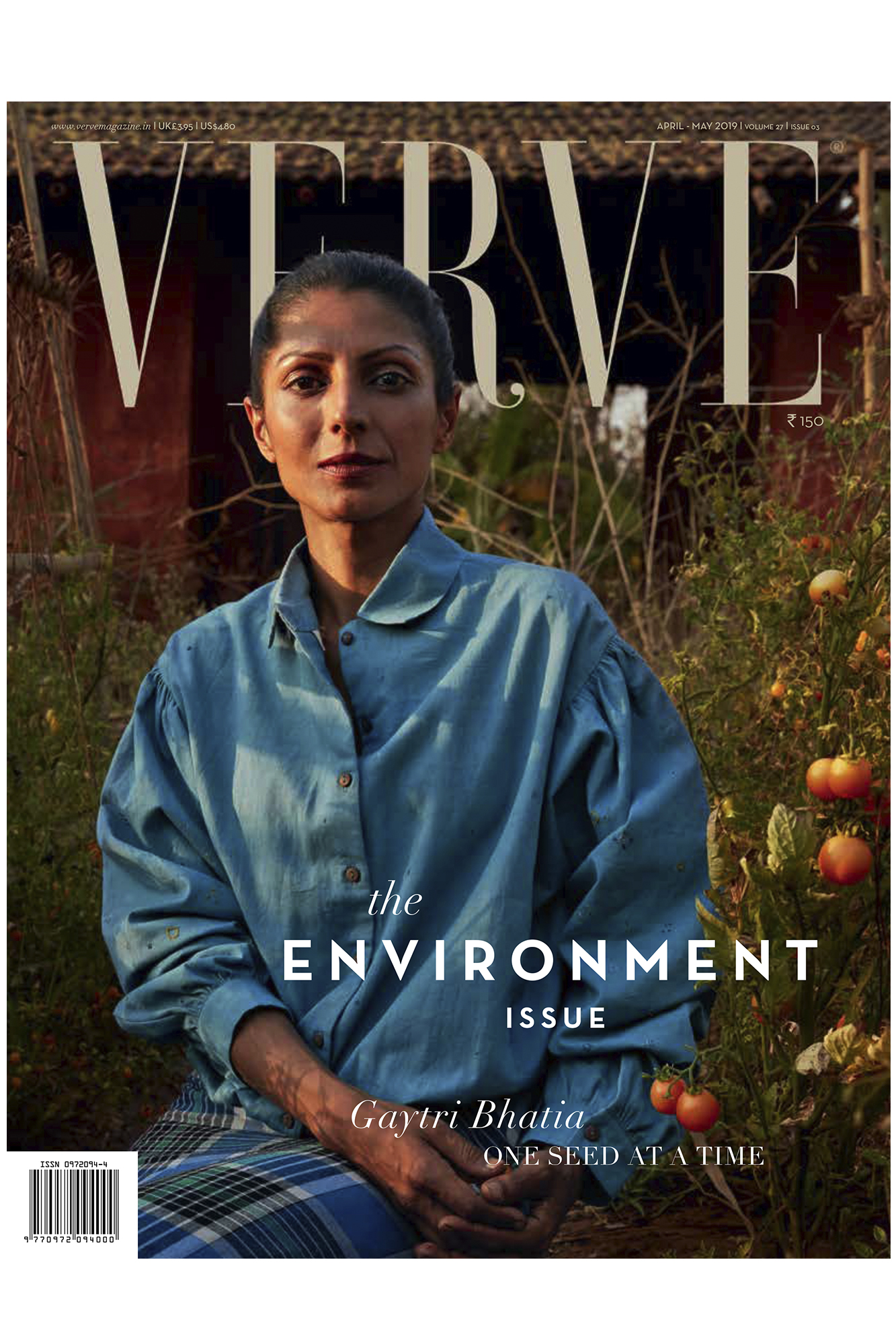 Verve India Cover Story May '19