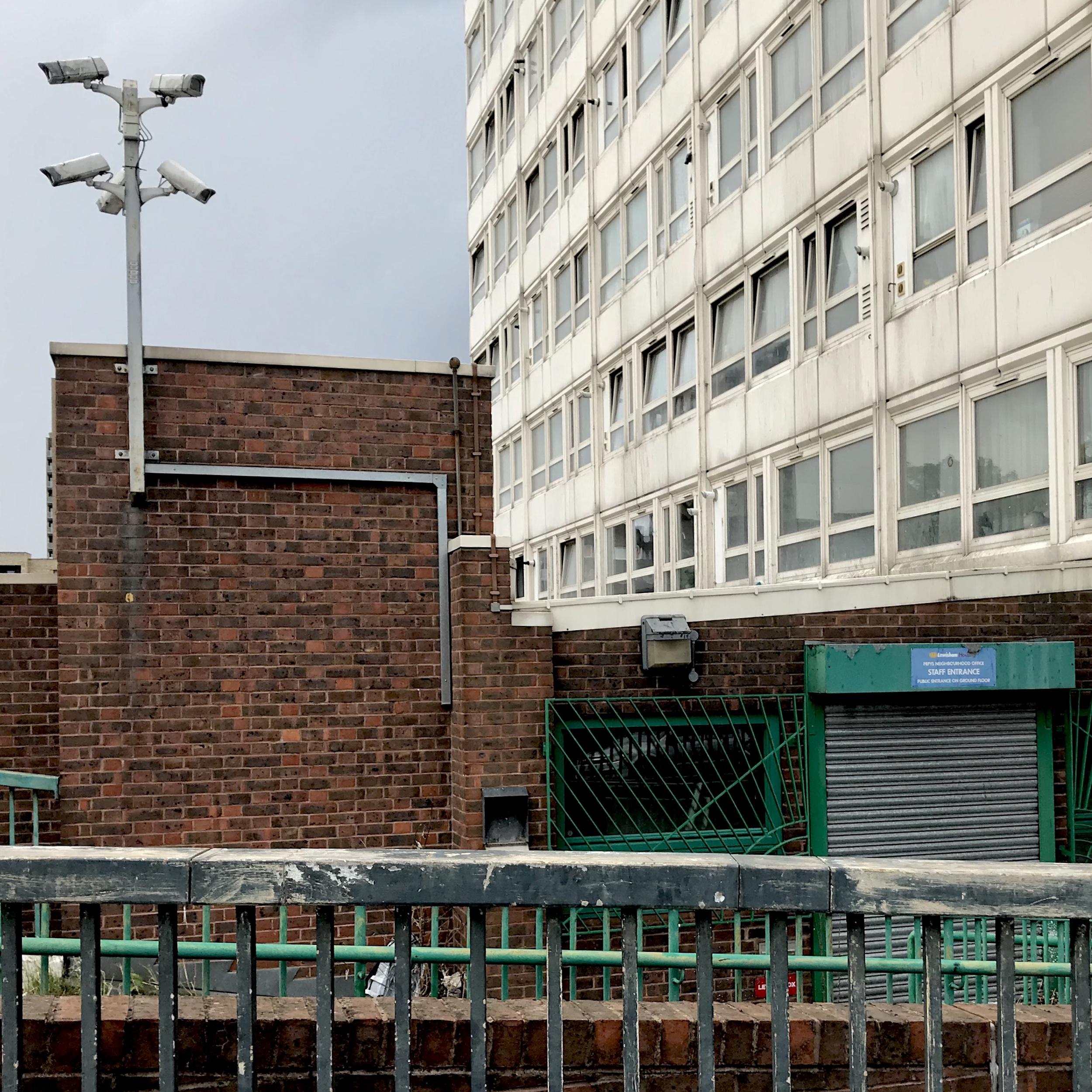 Eddystone Tower Neighbourhood Office
