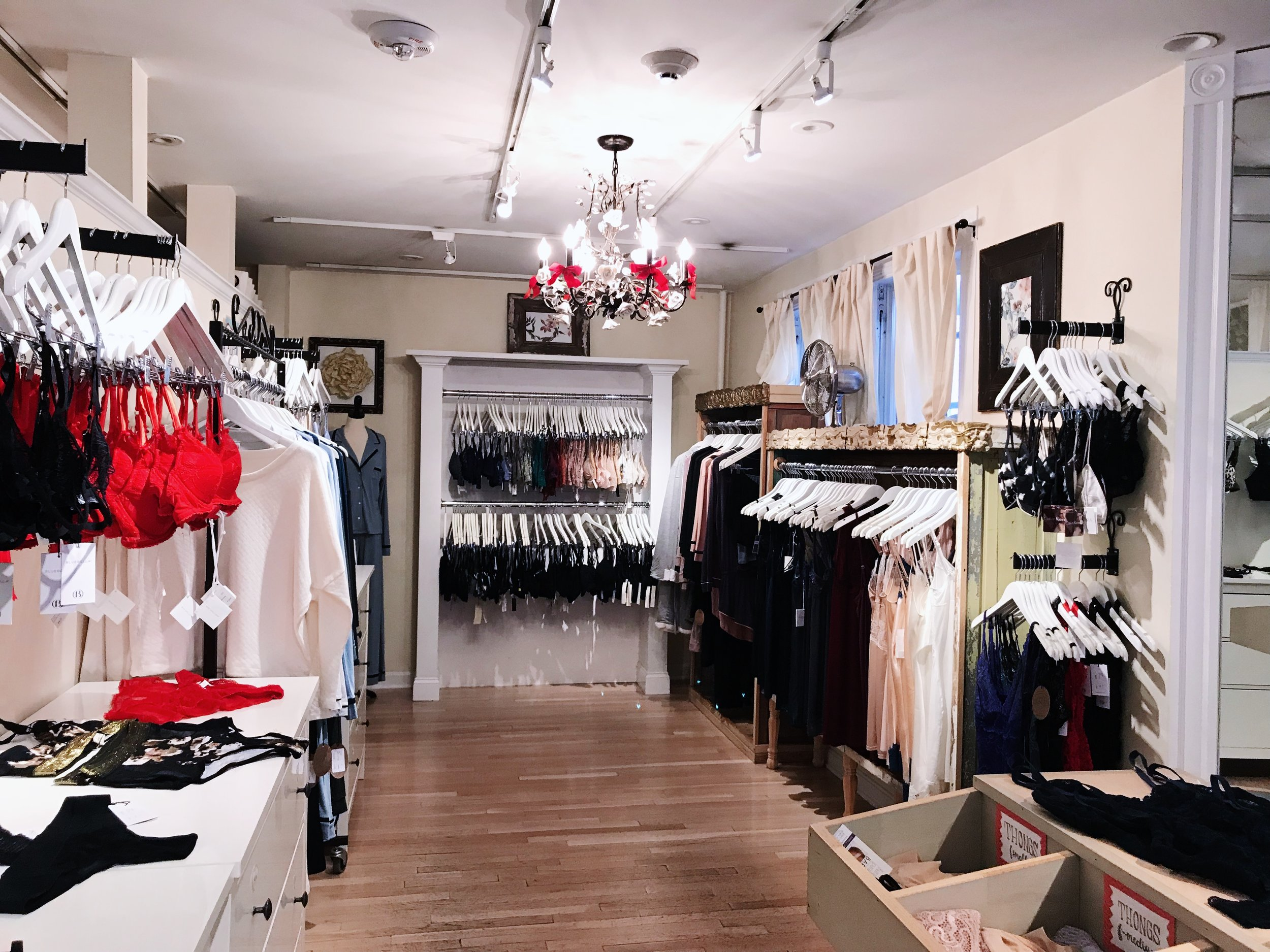 Forty Winks Lingerie Boutiqe Located in Boston Area.JPG