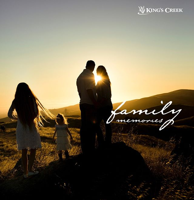 As summer draws to a close, we want to know what your family's best memory was. Share it below! #kingscreek #williamsburg #virginia #family #vacation #summer #memories