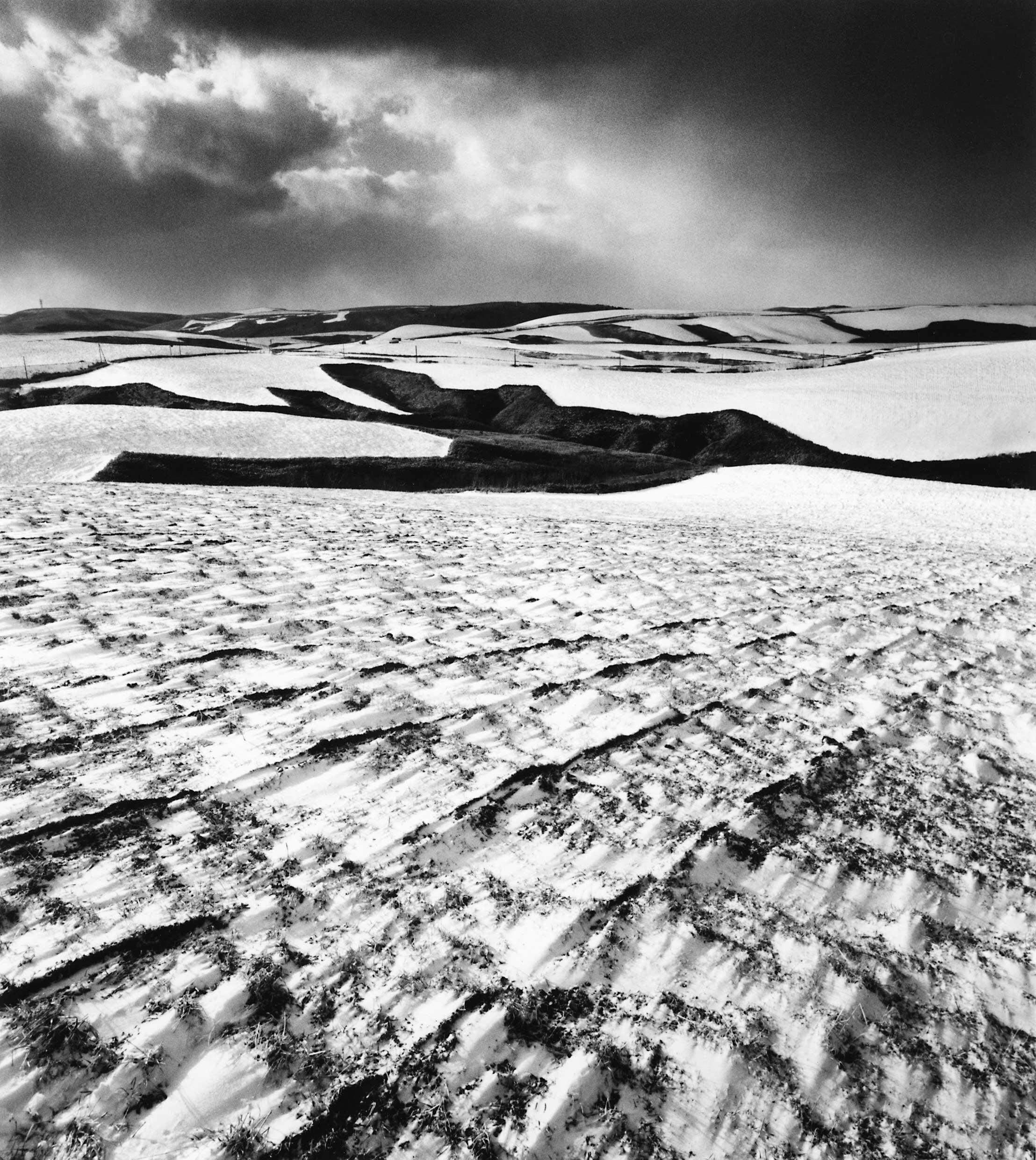 Early Snow, Soya Kyuro, Hokkaido, 2004