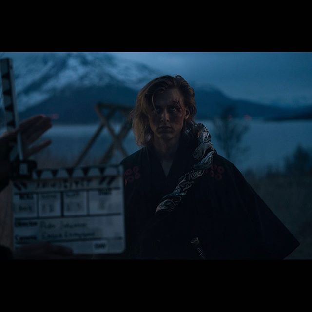 Nighttimeshoot ❤️⚔️ . . . #animositet #animositetmovie #movie #movies #moviescenes #moviescene #movielover #film #films #filme #filmmaker #filmphotography #filmisalive #filmmaking #filmes #filmproduction #behindthescenes #bts #norway #tuesday #tuesdays #tuesdayvibes #henrikholm #henkeholm #samurai #summer #summertime