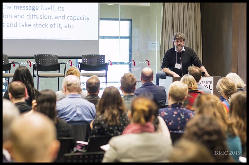 Keynote address:   Bibliotechtonics   by Éric Archambault, CEO and founder of Science-Metrix