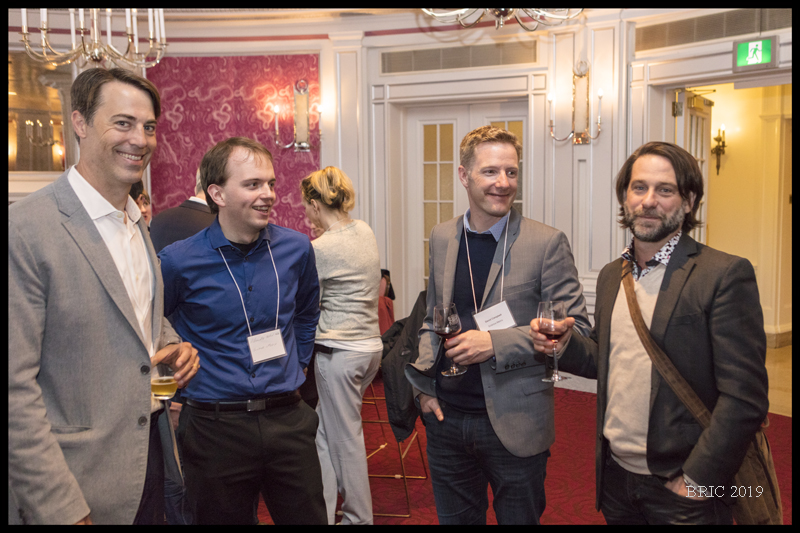 Elsevier + Science Metrix crew