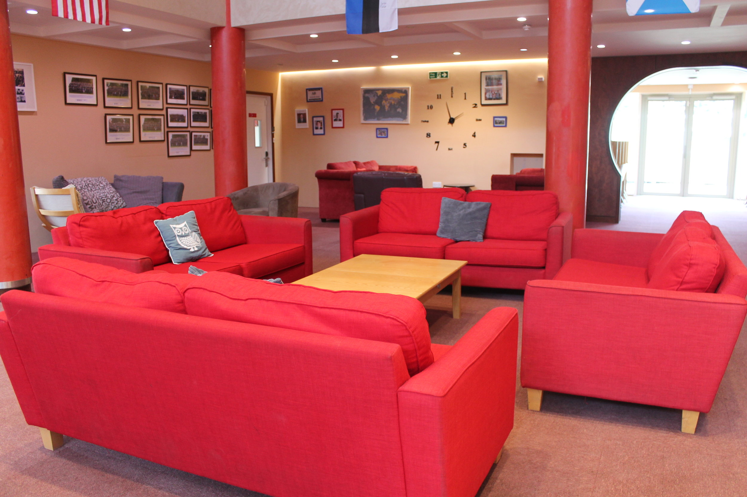Male Boarding House Player Lounge