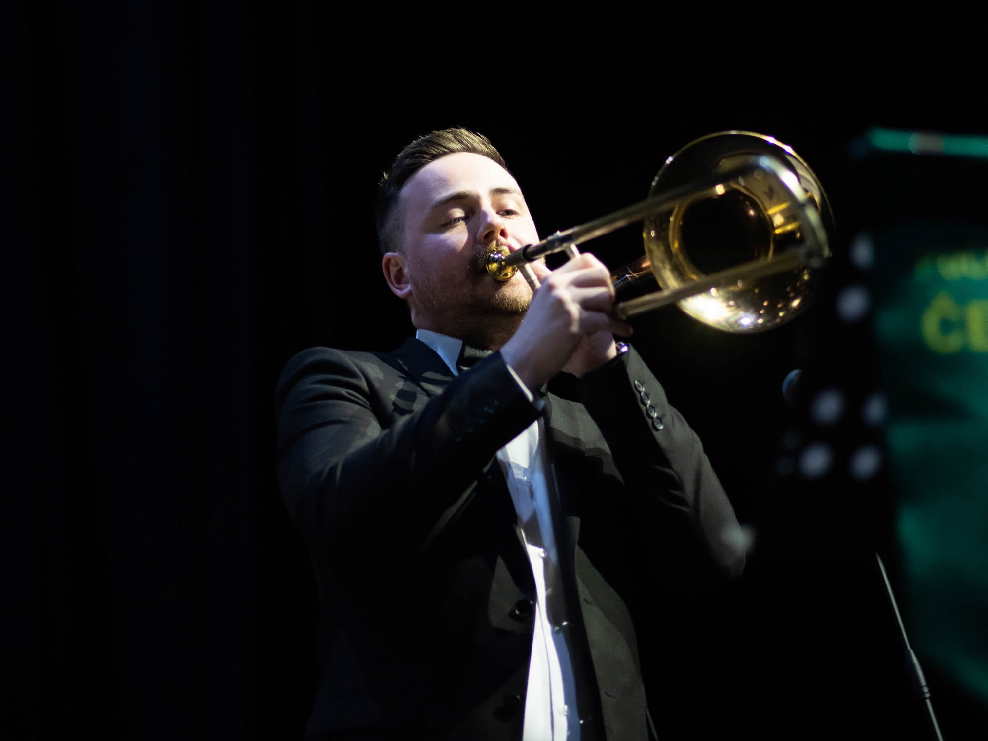 Solo Trombone - Rob Wilshaw
