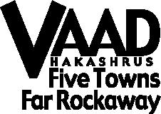Certified Kosher Dining by VAAD Hakashrus