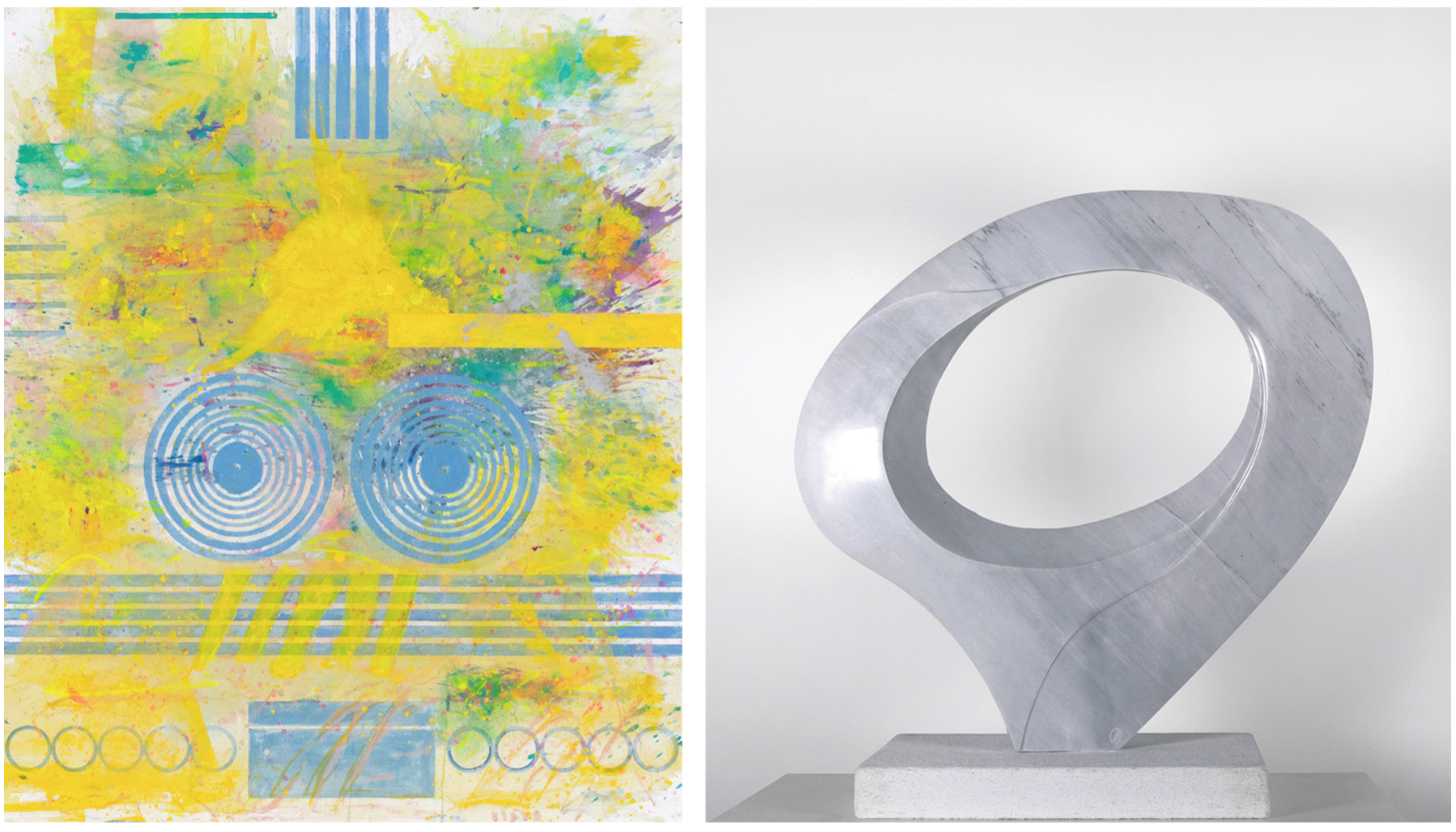 J. Steven Manolis & Miles Slater: Palm Beach Light - On view: April 4 – May 5, 2019