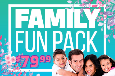 Save on Family Fun in Webster, Texas!