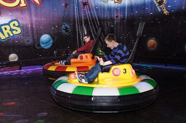 Make memories to last a lifetime today at the FunHouse! Rack up tickets in the arcade, have a Bumper Car battle and play a round of Laser Tag with family and friends.