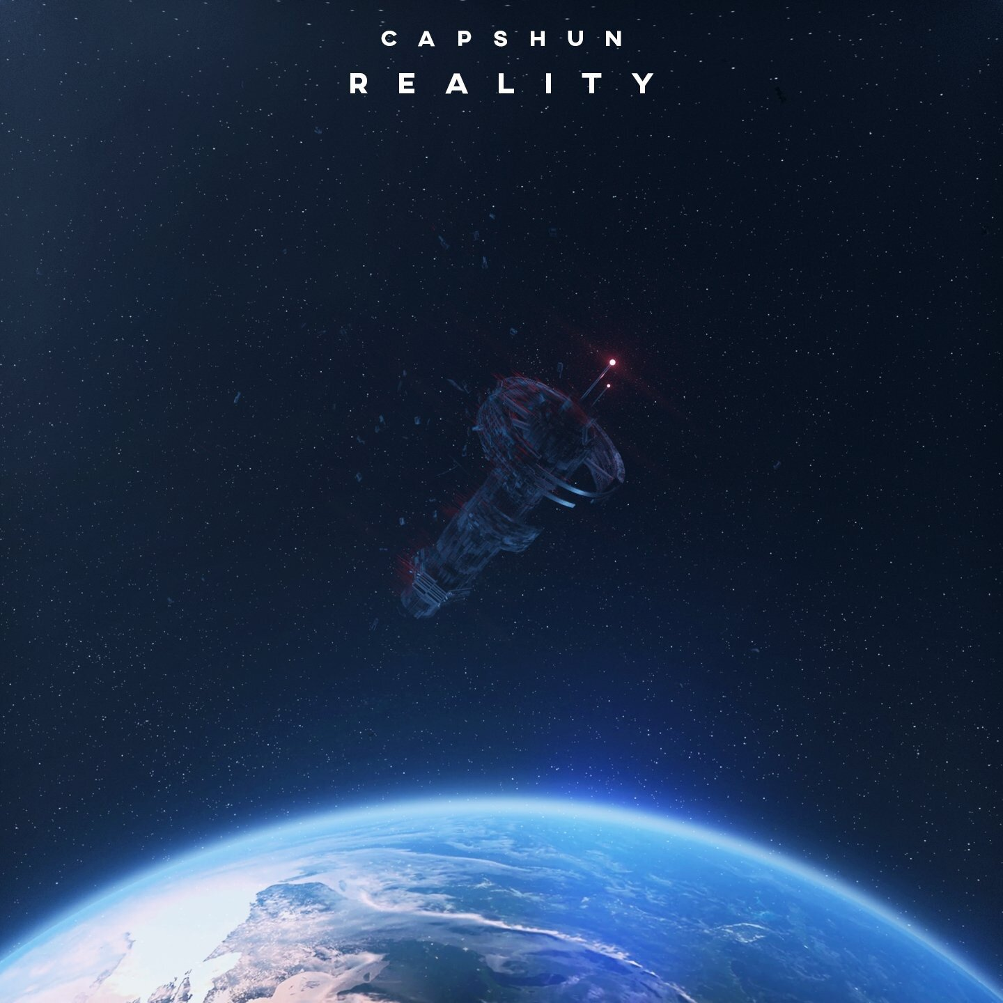 Cover Art for Reality by @jei_kobu