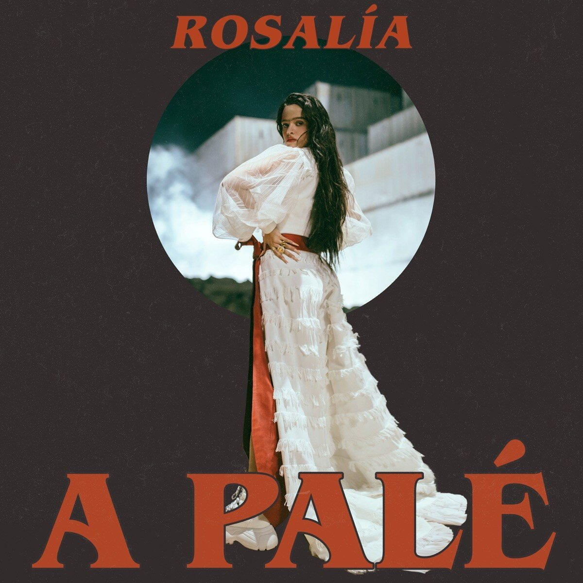 Image result for ROSALÍA - A Palé cover art
