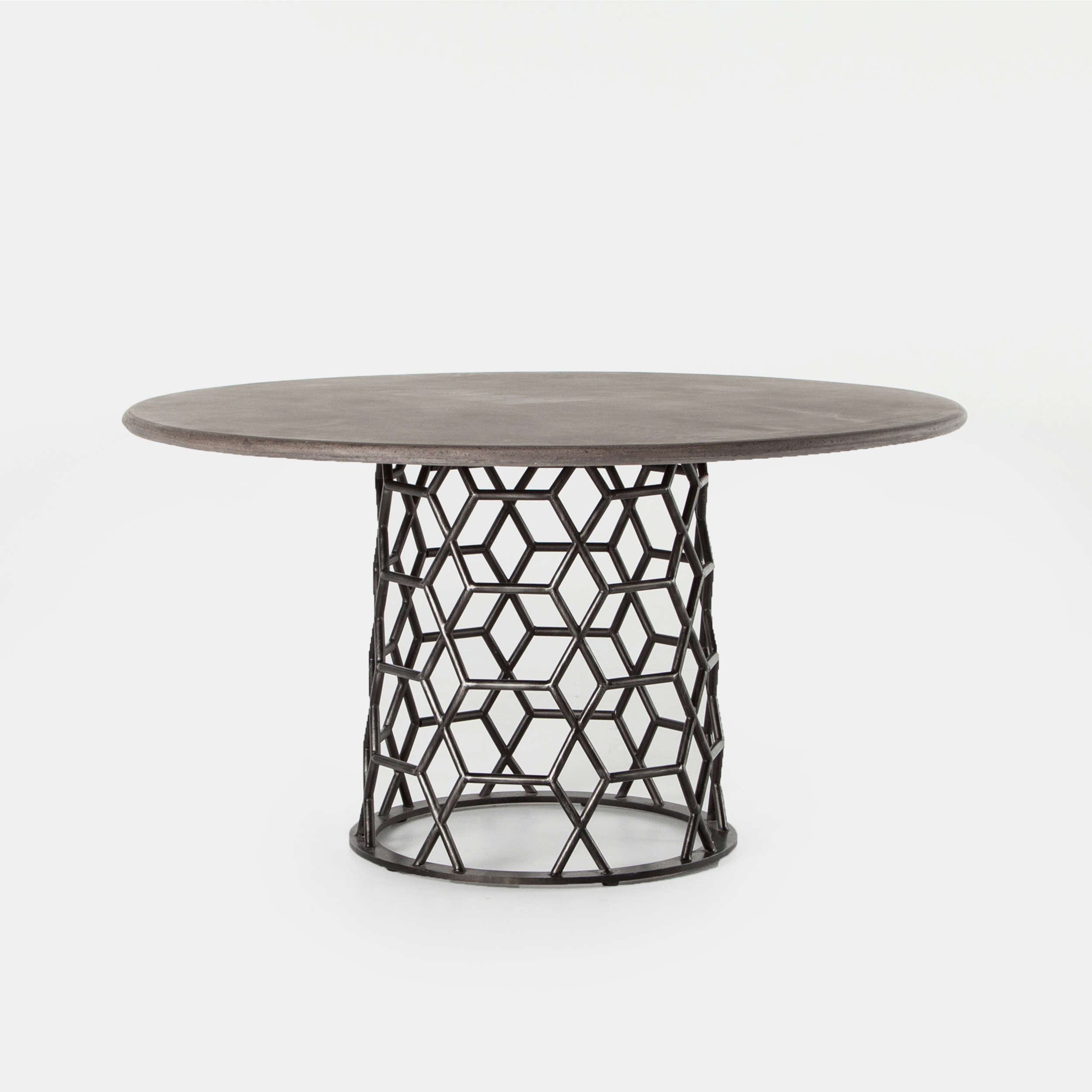 Caged Dining Table