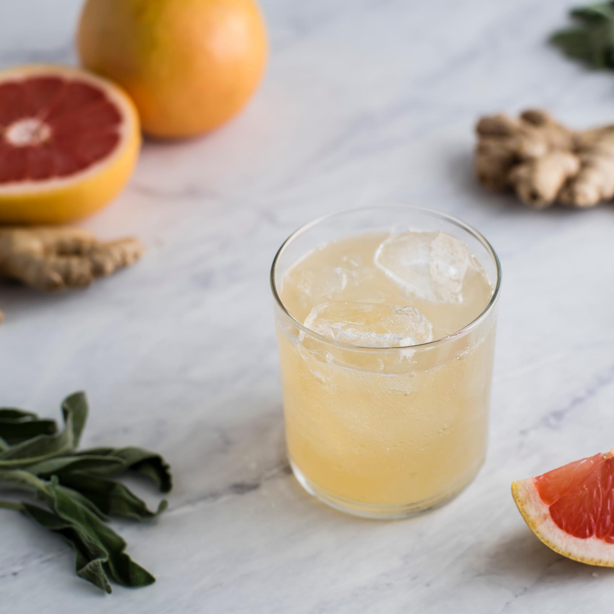 Grapefruit Ginger Sage -