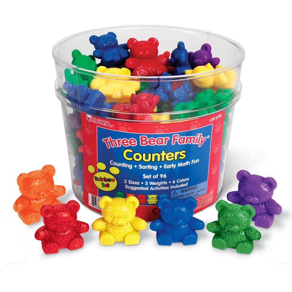 Learning Resources Bear Counters -