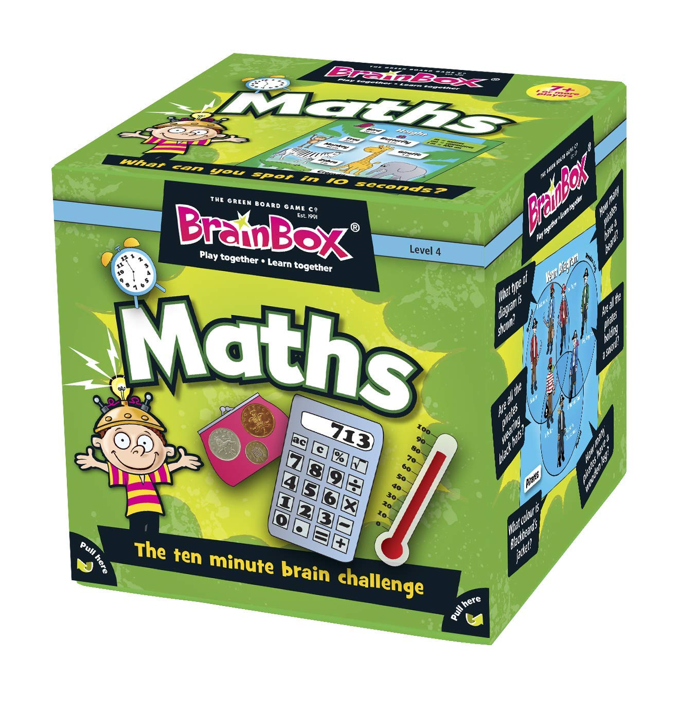 Brainbox Maths -
