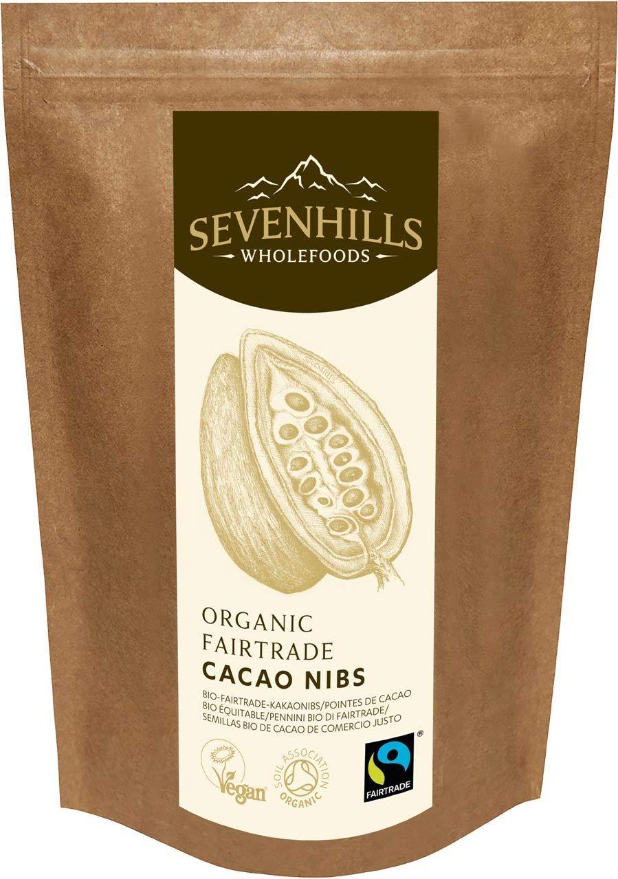 Naturya Organic Cocoa Nibs 300g -