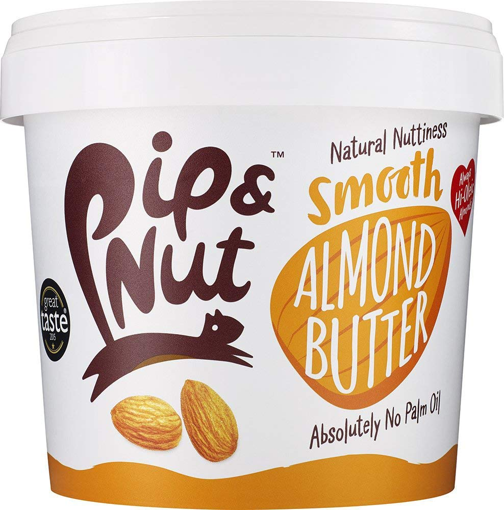 Pip & Nut Smooth Almond Butter -
