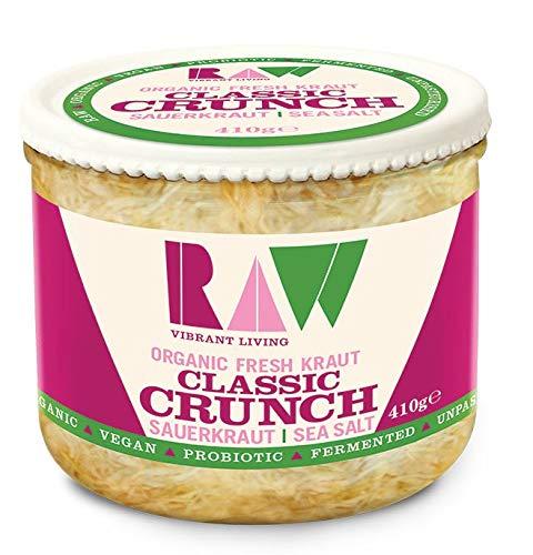 RAW Health Organic Unpasteurised Sauerkraut -