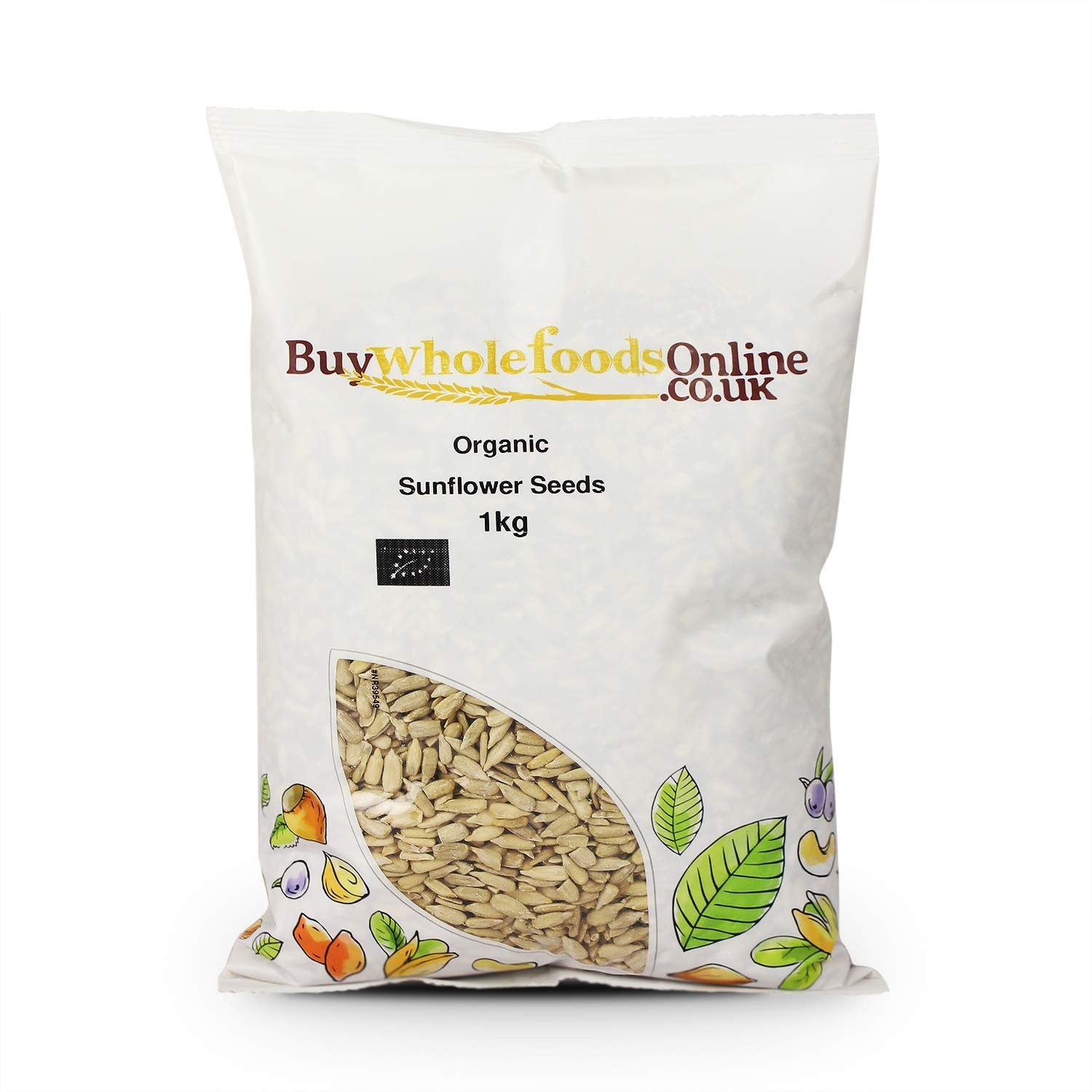 Buy Whole Foods Online Organic Sunflower Seeds -