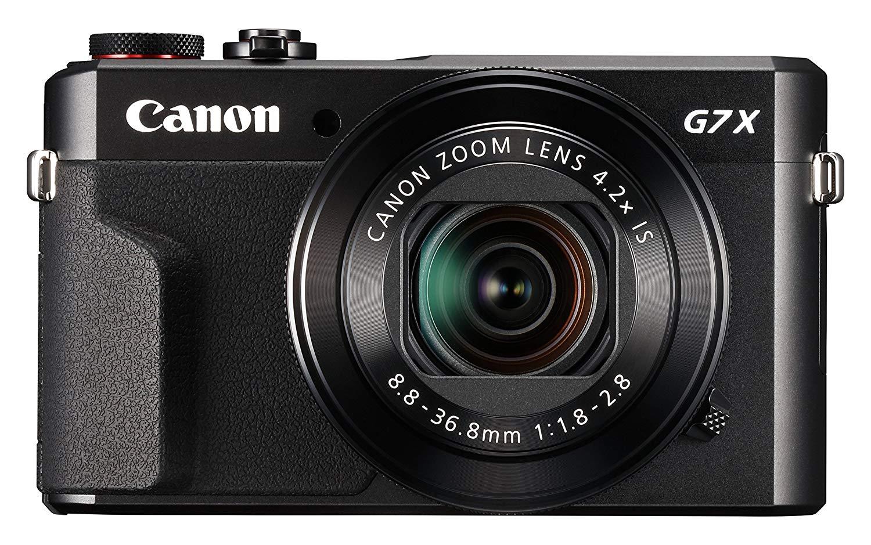 Canon PowerShot G7 X Mark II Digital Camera -