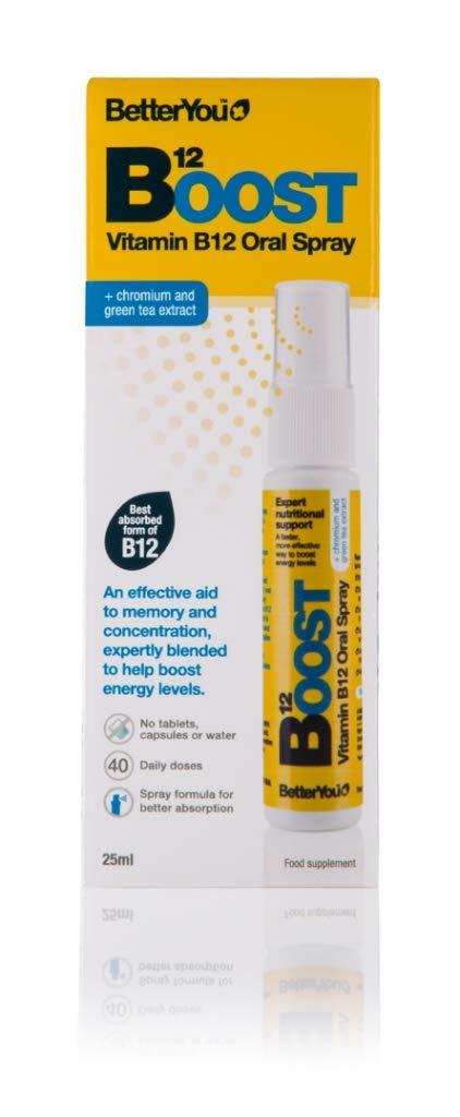BetterYou Boost B12 Oral Spray -