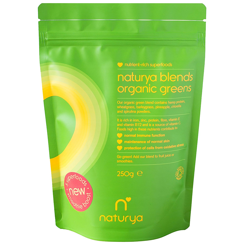 Naturya | Organic Green Superfood Powder Blend -
