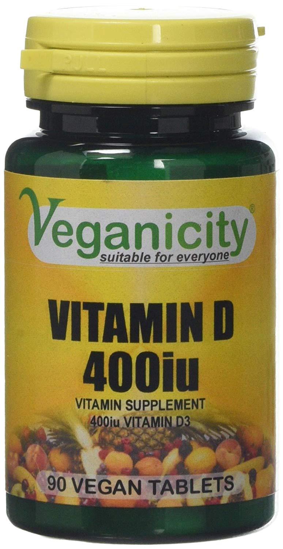 Veganicity Veganicity Vitamin D3 -