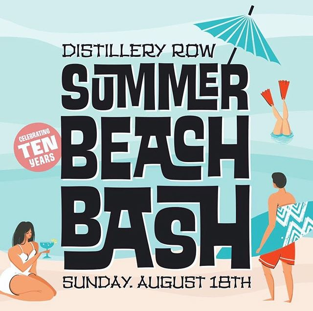 BEACH 🏖 BASH 🏝 Y'ALL 🌸🍹 #Repost @distilleryrow with @get_repost ・・・ Did you know all the local distilleries in Portland hang out together? Combined, we have created the largest collection of urban distilleries IN. THE. WORLD. 🌎 this year marks 10 years of keeping it real together and you're invited to join! RSVP for our 10 year anniversary party for an exclusive (and free) invite to our Distiller's toast to how far we've come together. #distilleryrow #pdx #lilguys #drinklocal