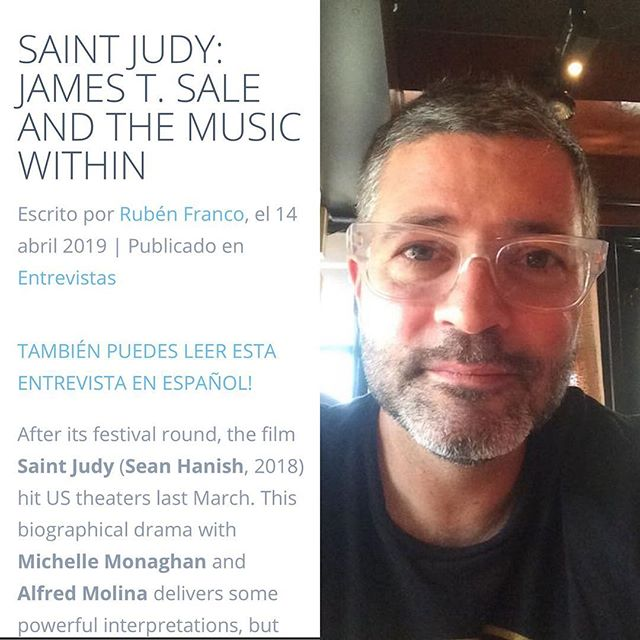 Check out our amazing composer James T. Sale's interview with Ruben Franco on asturscore.com!