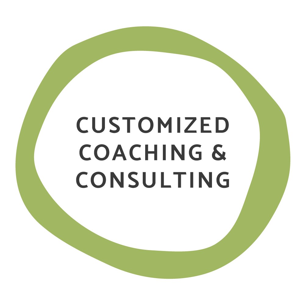 Customized Business Coaching and Consulting